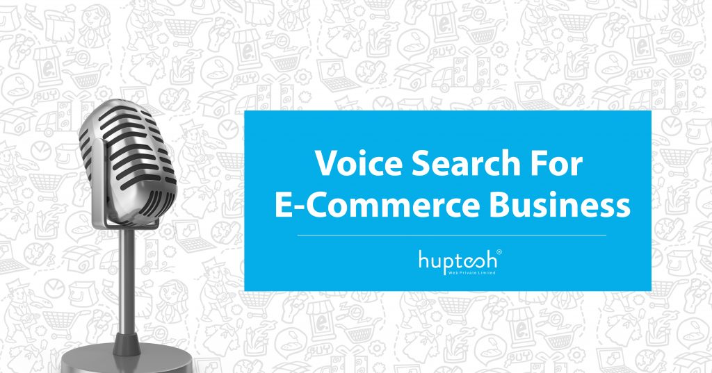 voice search for eCommerce business