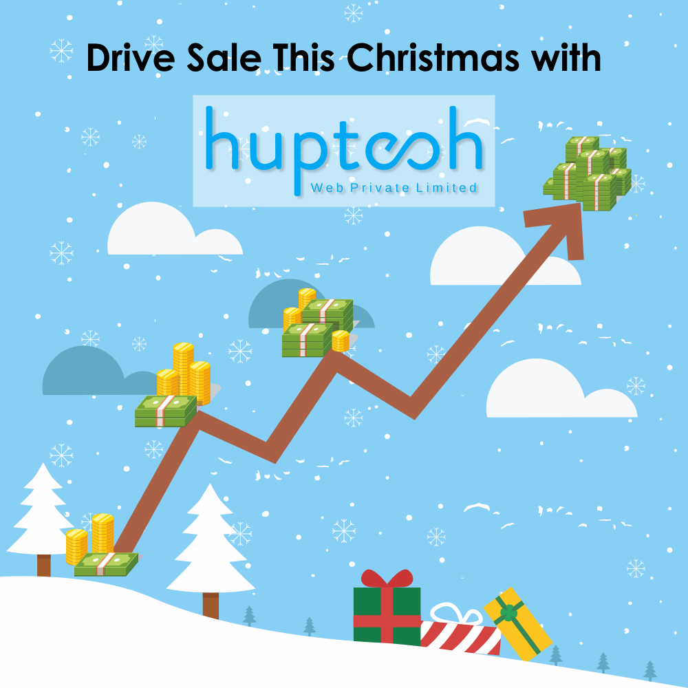 drive sales promotion chritsmas