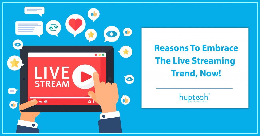 live streaming as a marketing strategy