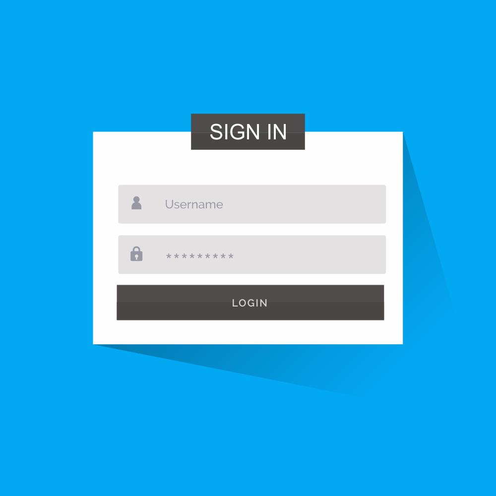 User-friendly_Login_Page