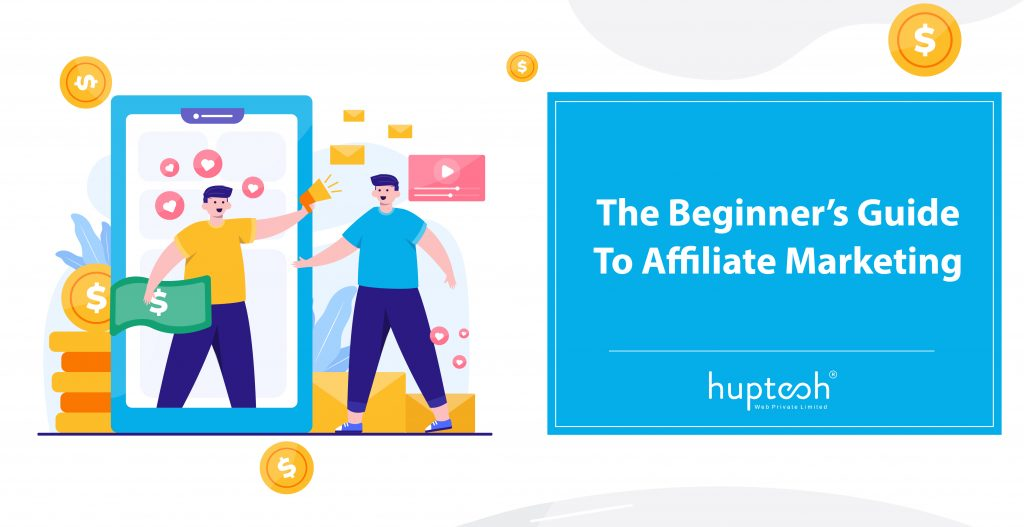 Affiliate marketing for beginners 2021