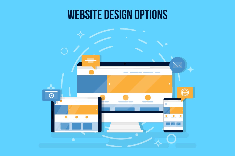 Web Design Options