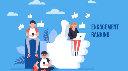 Engagement-ranking
