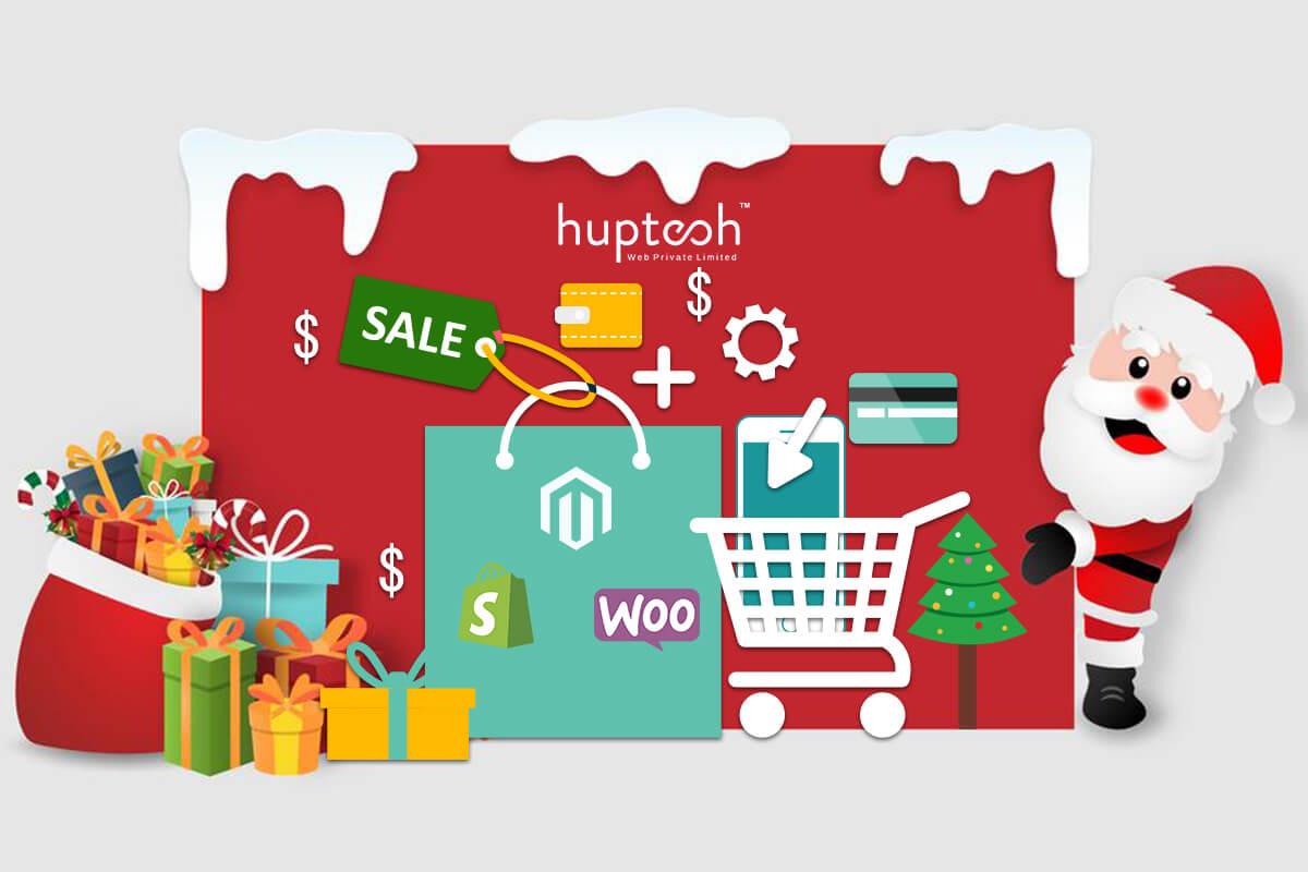 Christmas sales online