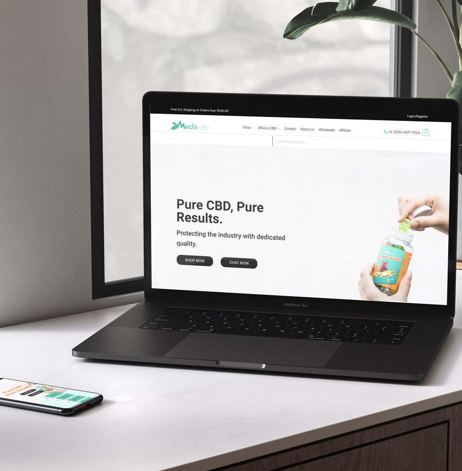 Medix-home-page