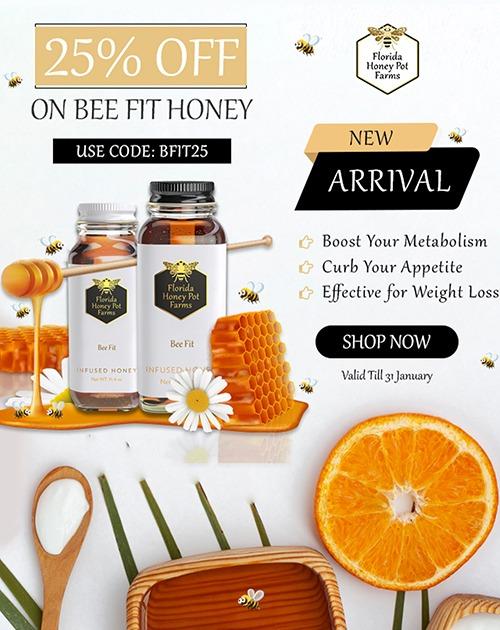 Florida honey pot farms banner