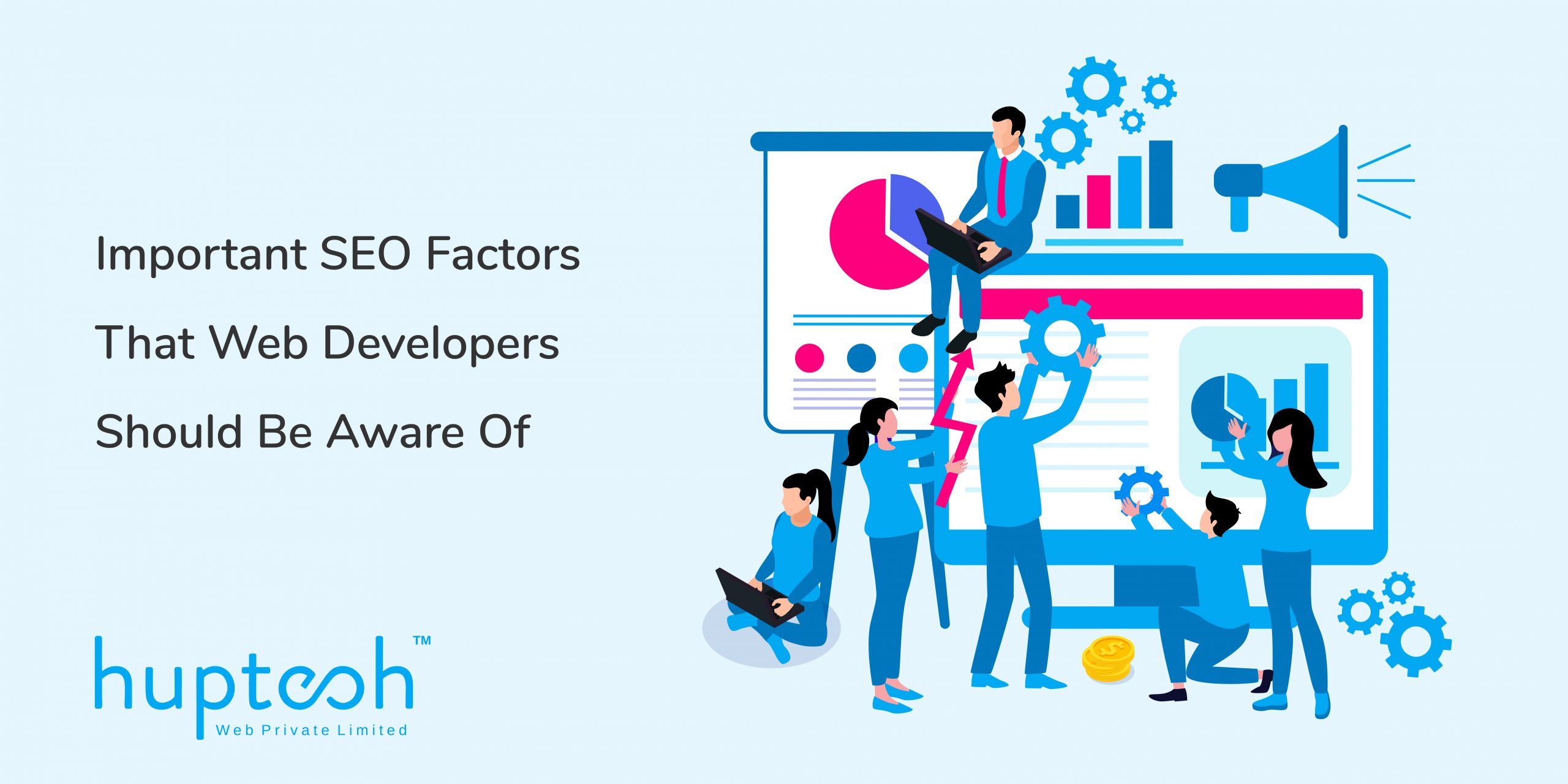 illustration of SEO Factors